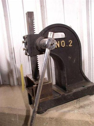 Used Arbor Press Model 2