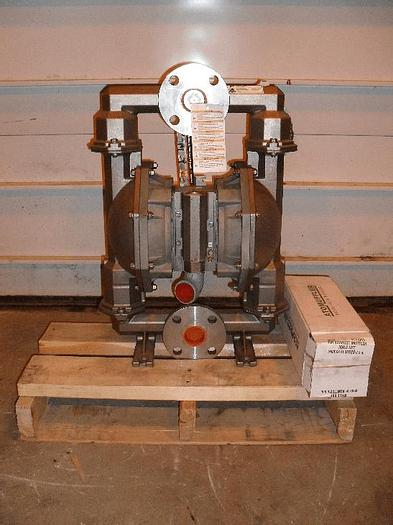 Used ARO DIAPHRAGM PUMP – 2 IN X 2 IN – S/S