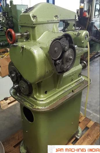 Used Mikron 102 Gear Hobbing