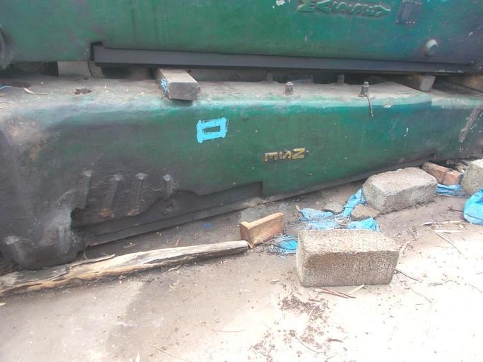 Used Hammer Forging Belt Drop