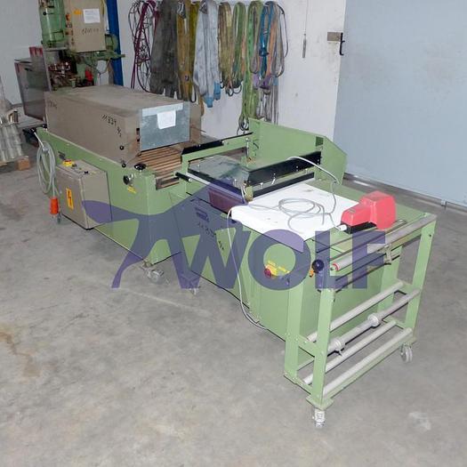 Gebraucht Schrumpfpackanlage HUGO BECK WS-21-500