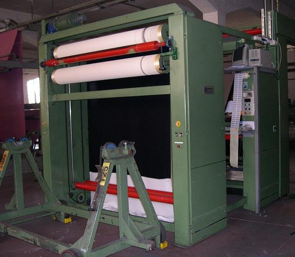 Used INSPECTING MACHINE PAGANINI