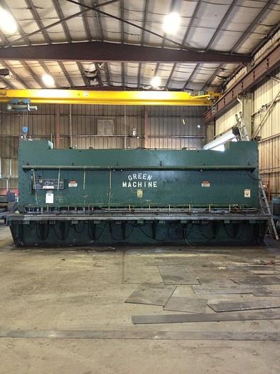Chicago Dreis & Krump 22' Hydraulic Shear