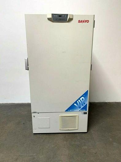 Used Sanyo VIP Series MDF-U74VC  -86 ºC Ultra Low Laboratory Freezer 220V 26 Cubic FT