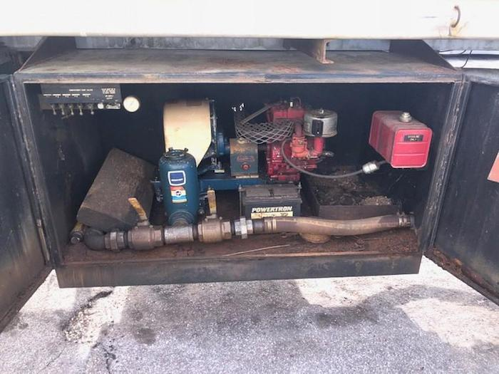 1976 HEIL SELF CONTAINED DIESEL FUEL TRAILER 8,950 GALLON