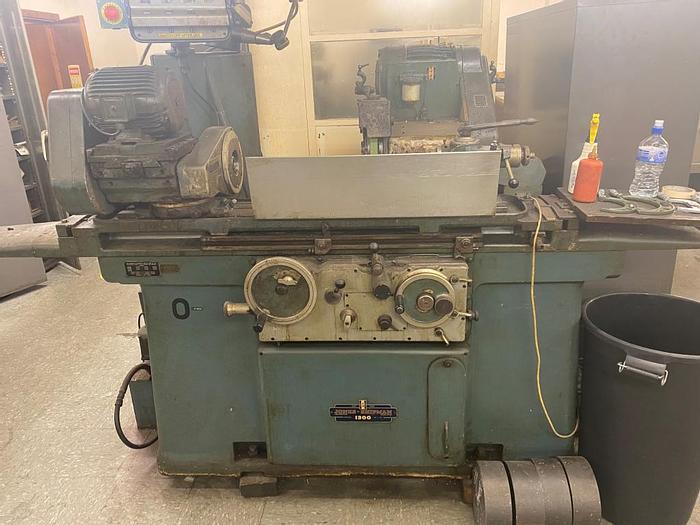 Used Jones & Shipman 1300 Series Cylindrical Grinder
