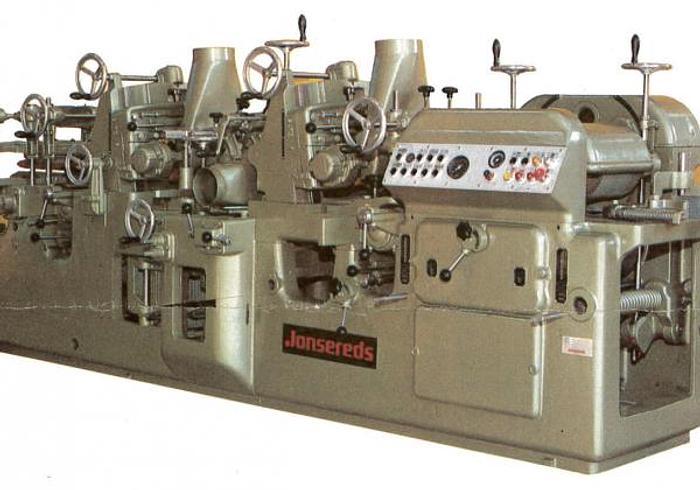 Used Moulder Jonsered H-571 KN, 7-spindles