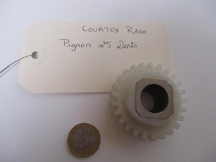 Used COURTOY R100 Pignon 25 dents