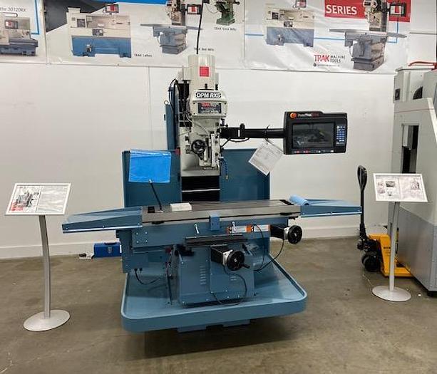 NEW TRAK DPMRX5 CNC Bed Mill DPMRX5