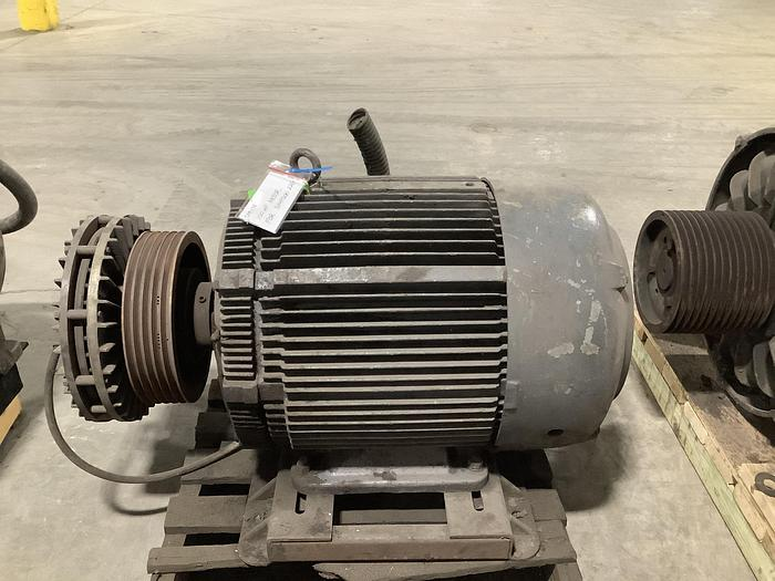 Used WESTINGHOUSE 100HP Motor
