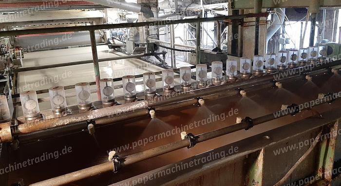 Gebraucht (PM2-97) - Cardboard Machine 3-layer Fourdrinier