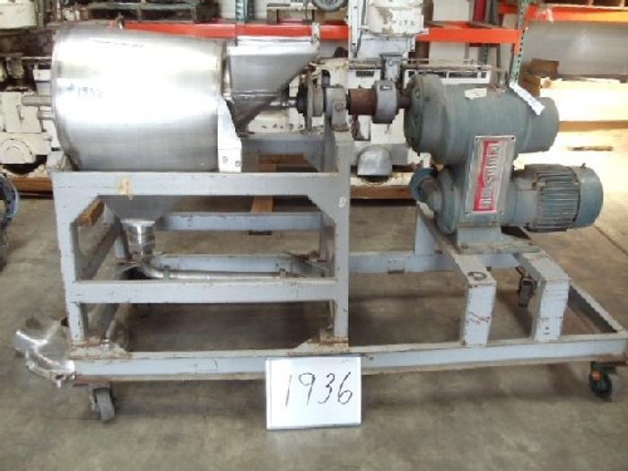 Used Langsenkamp  Model 57-H Pulper