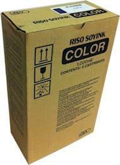 Riso Purple Soy Ink For Risograph Copiers S-4396E