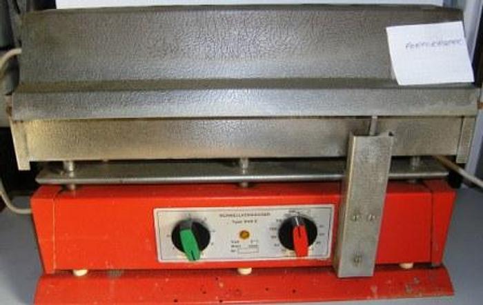 Used SCHNELLVERASCHER, type SVR/E, 220 V, 2500 W,