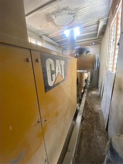 Used 2009 CATERPILLAR C27