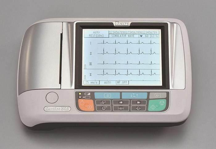 Elektrokardiograph EKG Kenz Cardico 306 ECG