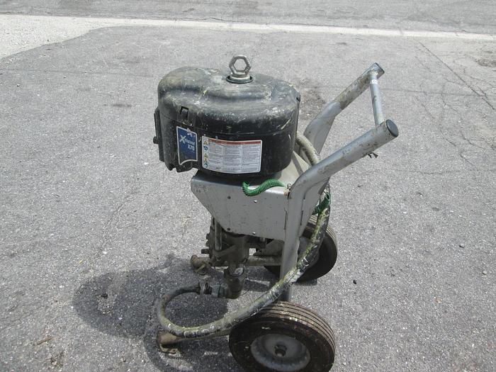 Used Graco Xtreme X70 Air-powered Airless Paint Spray Unit