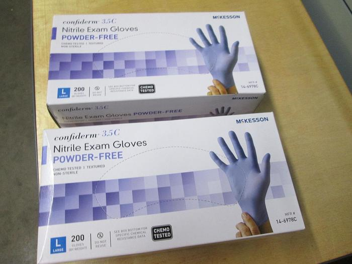 Rubber Gloves, Several Sizes, And Styles