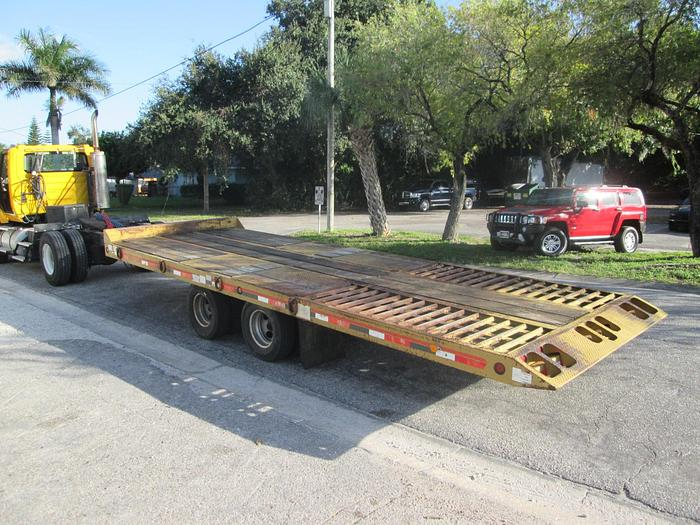 Used 2006 Interstate 20 Ton Tilt Trailer