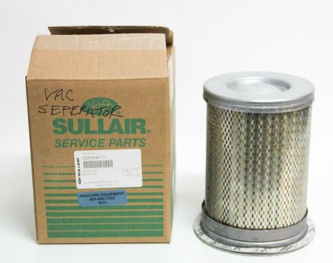 Sullair 250028-032 Fiber Glass Element Filter NEW (6033)