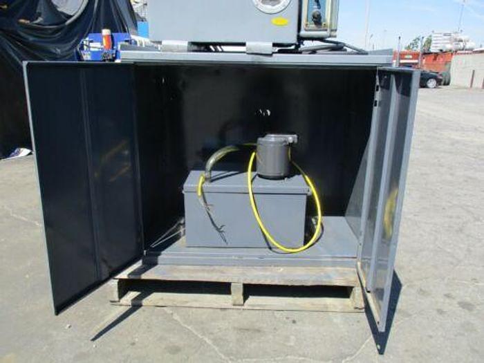 Struers / Discotom Metallurgical Saw with Coolant Pump