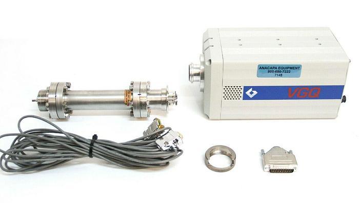 Used VG Gas Analysis System (Thermo) VGQ RGA & Quadrupole  (7145) R