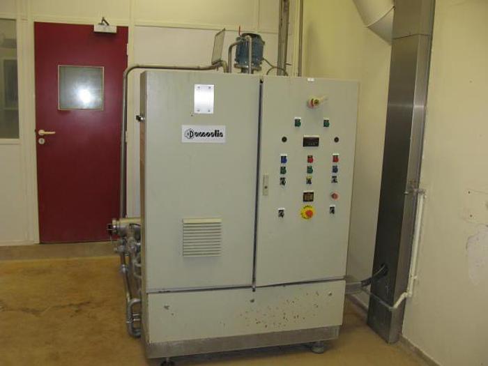 DUMOULIN T-IDA-3000 COATING DRUM