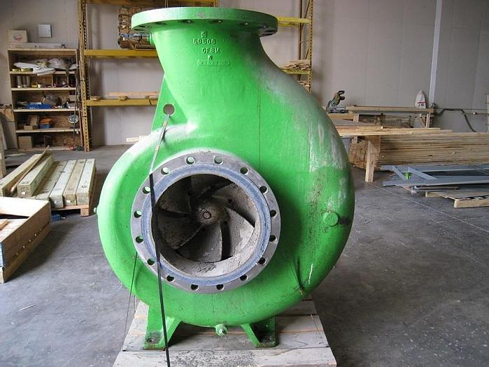 """Used GOULDS MDL 3175L  18"""" X 18""""  - 22 S/S PUMP"""