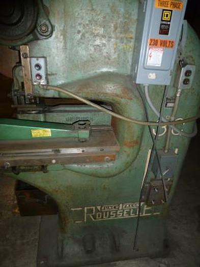 Used Rousselle UNI Punch Press