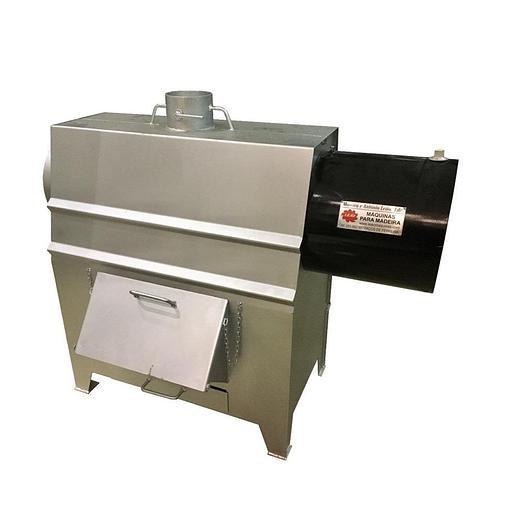 Fogão de aquecimento - Gerador de ar quente Tipo F