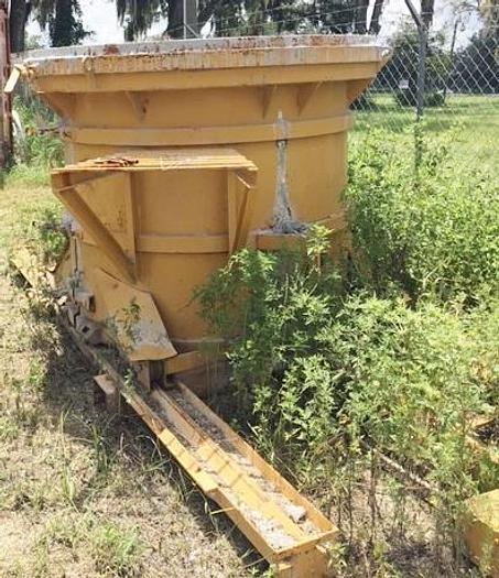 Used 48″ Besser Quinn Precast Manhole Base Form
