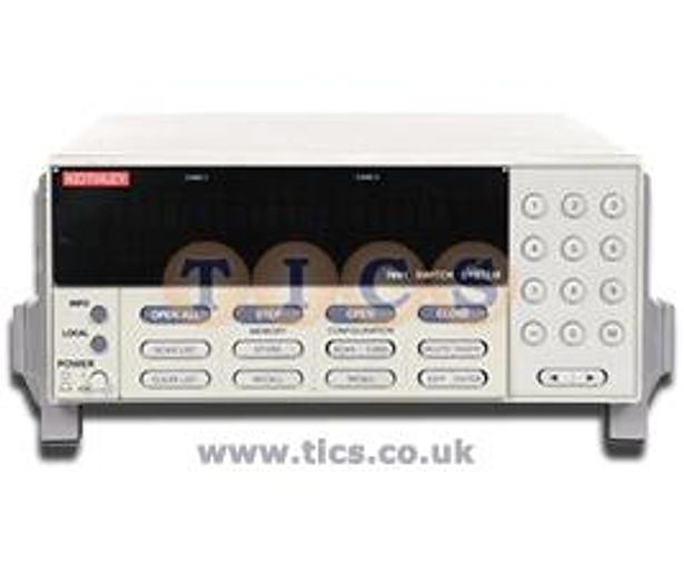 Used Keithley 7001