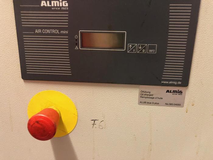 2014 Schraubenkompressor ALMIG COMBI 11-10