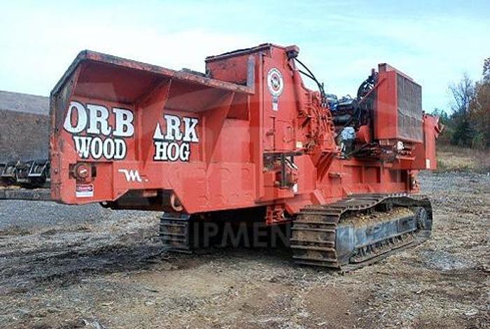Used 2001 Morbark 5600 Horizontal Grinder
