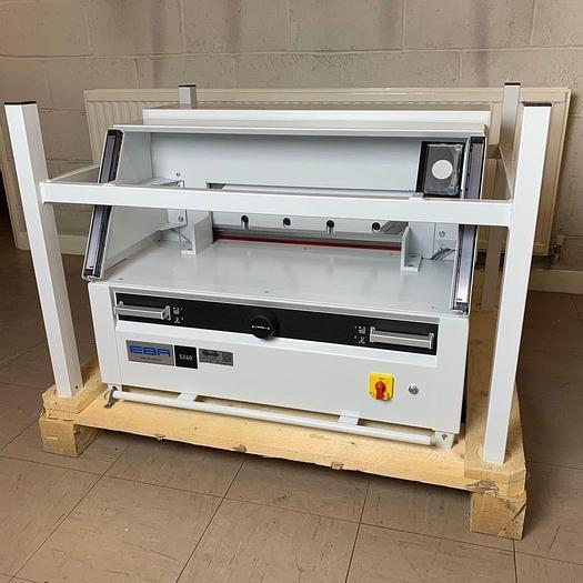 Used Unused EBA IDEAL 5260 Power Guillotine - 1514104