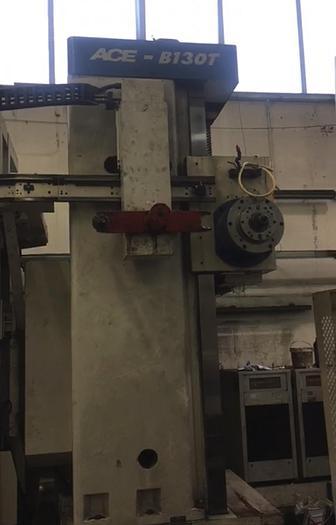 Installata Alesatrice Cnc con Montante a T DAEWOO ACE-B 130T