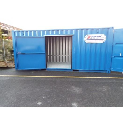 Used 20ft fully bunded container