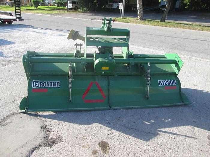 Used Frontier RT2308 9' 3 Point Tiller