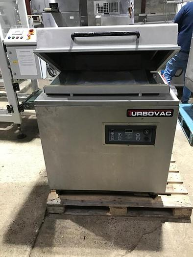 Used TURBOVAC VACUUM PACKER