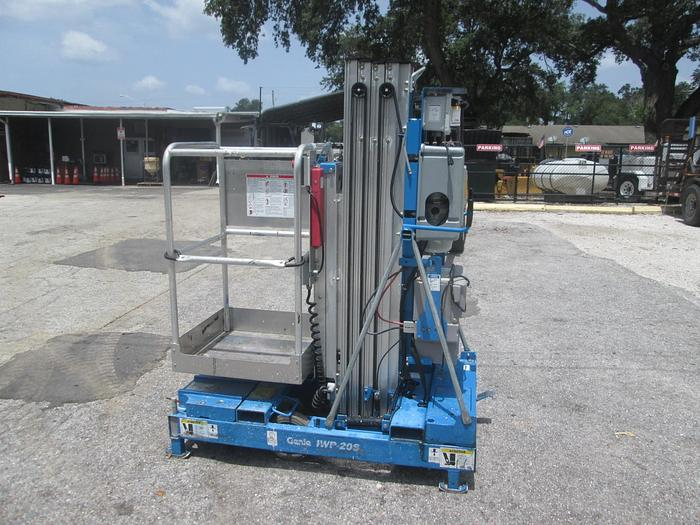 Used Genie IWP-20S Manlift