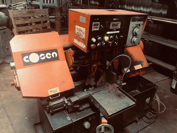 Used 2004 Cosen AH-250H Automatic Horizontal Bandsaw