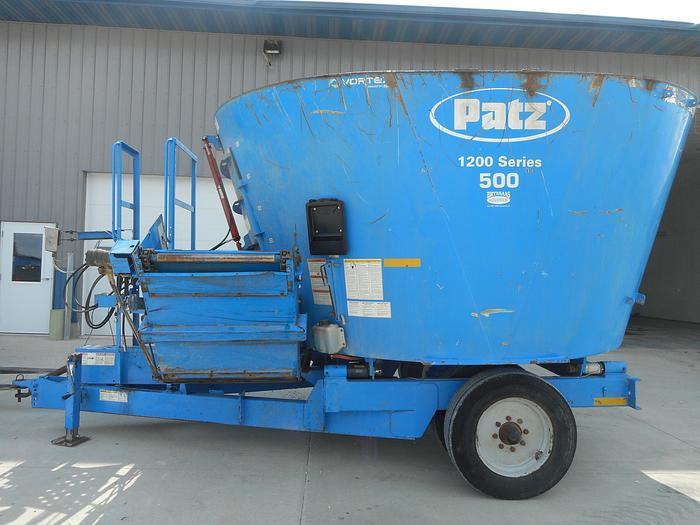 Used PATZ 500T
