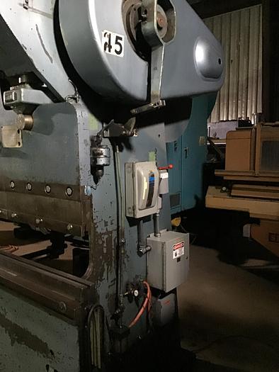 CHICAGO 75 Ton X 14 foot Mechanical Press Brake