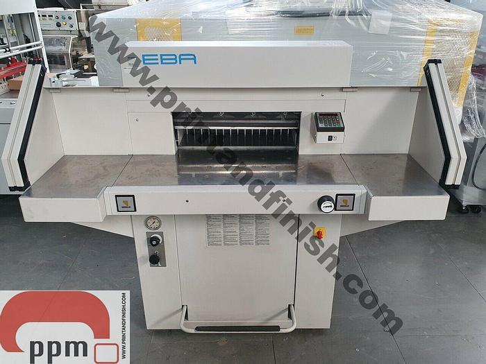 Used EBA 551 - LT Paper Guillotine