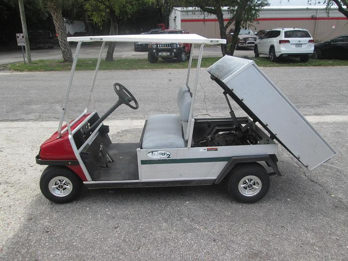 Used Club Car Carryall Turf 2