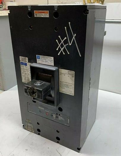 Used Westinghouse Seltronic 2000 Amp Circuit Breaker 600VAC PC2000 Style 82E6975