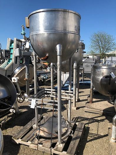 Groen 100 gallon Jacketed Kettle