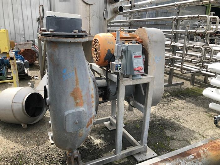 "Cornell 10"" Hydro - Food  Pump"