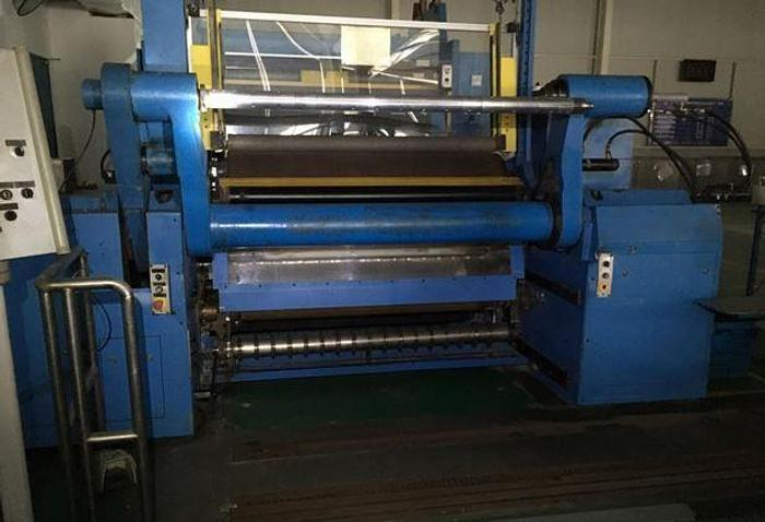 "Used 49"" GOEBEL OPTIMA Z TURRET WINDER"