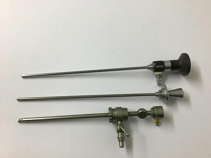 STORZ 7200C 4mm 175mm 70 degree with sheath and obdurator